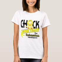 Endometriosis Chick Gone Yellow 2 T-Shirt