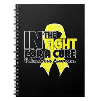 Endometriosis en la lucha para una curación libro de apuntes