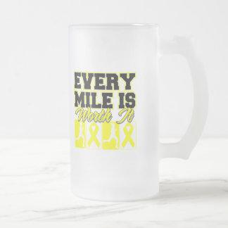 Endometriosis Every Mile is Worth It Mugs