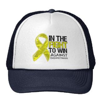 Endometriosis - Fight To Win Trucker Hat