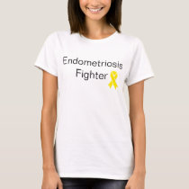 Endometriosis Fighter T-Shirt