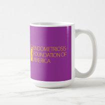 Endometriosis Foundation of America Coffee Mug