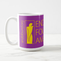 Endometriosis Foundation of America Coffee Mug