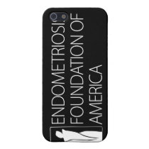 Endometriosis Foundation of America Cover For iPhone SE/5/5s