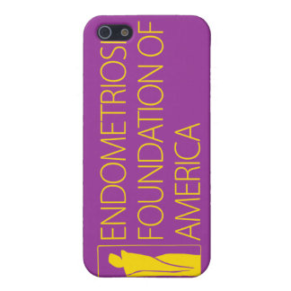 Endometriosis Foundation of America iPhone SE/5/5s Case