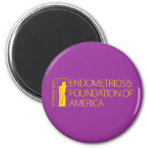Endometriosis Foundation of America Magnet