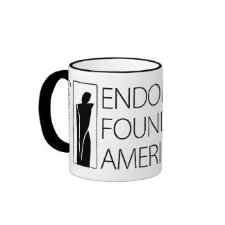 Endometriosis Foundation of America Ringer Mug
