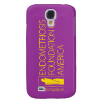 Endometriosis Foundation of America Samsung S4 Case