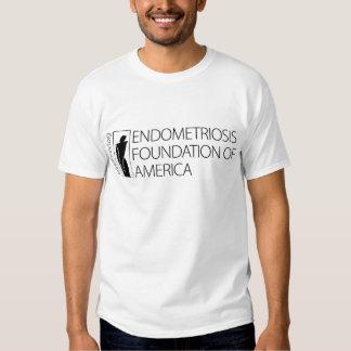 Endometriosis Foundation of America Tee Shirt