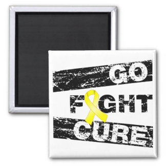Endometriosis Go Fight Cure Magnets