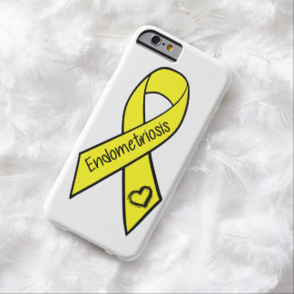Endometriosis Heart Barely There iPhone 6 Case