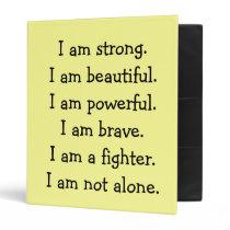 Endometriosis:  I Am Binder