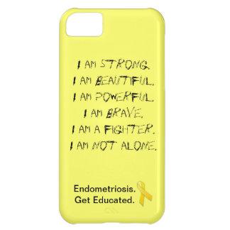 Endometriosis:  I Am iPhone Cover