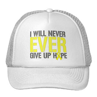 Endometriosis I Will Never Ever Give Up Hope Trucker Hat