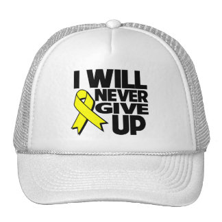 Endometriosis I Will Never Give Up Hat
