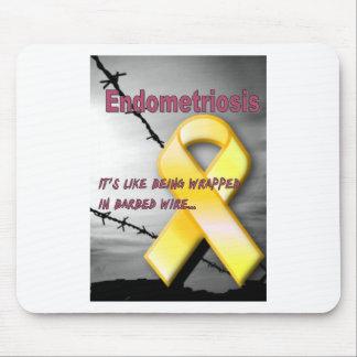 Endometriosis Mouse Pad