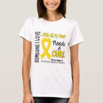 Endometriosis Needs A Cure 3 T-Shirt
