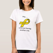 Endometriosis- no we're not having another shirt