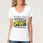 Endometriosis Not Going Down Without a Fight Tee Shirts