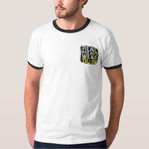 Endometriosis Real Men Wear Yellow T-Shirt