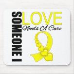 Endometriosis Someone I Love Needs A Cure Mouse Pad