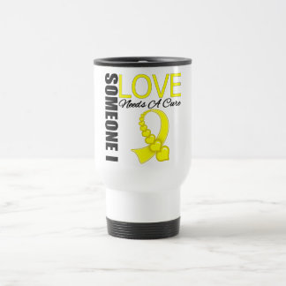 Endometriosis Someone I Love Needs A Cure Mug