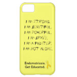 Endometriosis:  Soy cubierta del iPhone