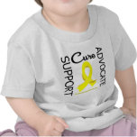 Endometriosis Support Advocate Cure Tee Shirts