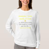 Endometriosis Support T-Shirt