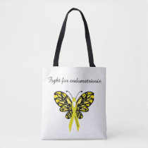 Endometriosis Tote Bag