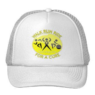 Endometriosis Walk Run Ride For A Cure Trucker Hat