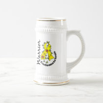 Endometriosis Warrior 15 Beer Stein