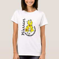 Endometriosis Warrior 15 T-Shirt