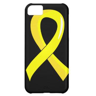 Endometriosis Yellow Ribbon 3 iPhone 5C Cover