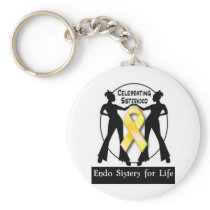 EndoSister4Life Keychain