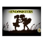 EndoSisters Postcard