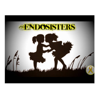 EndoSisters Postcards