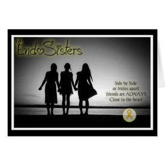 EndoSistersFrendship Card