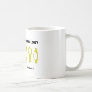 Endospore Morphology - Who Said Were All Alike? Coffee Mug