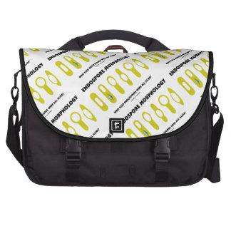 Endospore Morphology Who Said Were All Alike? Commuter Bags