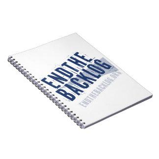 Endthebacklog.org Notebook
