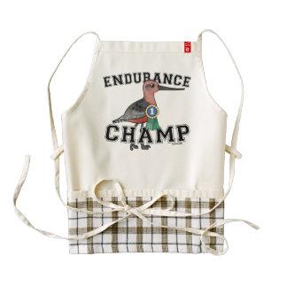 Endurance Champ Zazzle HEART Apron