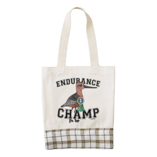 Endurance Champ Zazzle HEART Tote Bag