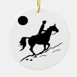 Endurance/ Distance Rider Ornament
