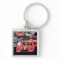 ENDURANCE RACING KEYCHAIN