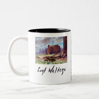 Enduring Espial Two-Tone Coffee Mug