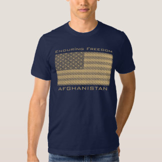 Enduring Freedom Afghanistan T-shirt