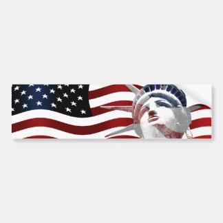Enduring Freedom Car Bumper Sticker