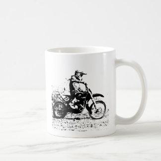 Enduro Classic White Coffee Mug