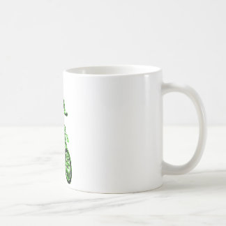 Enduro Green Coffee Mug